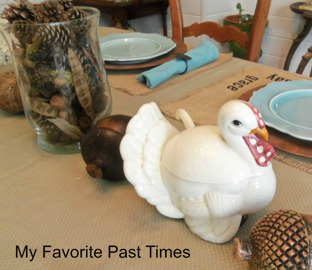 Getting My Table Ready For Thanksgiving (2/3)